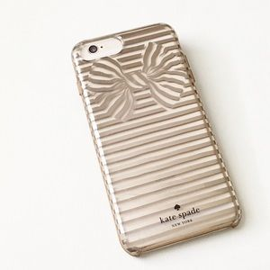 Kate Spade Bow iPhone Case